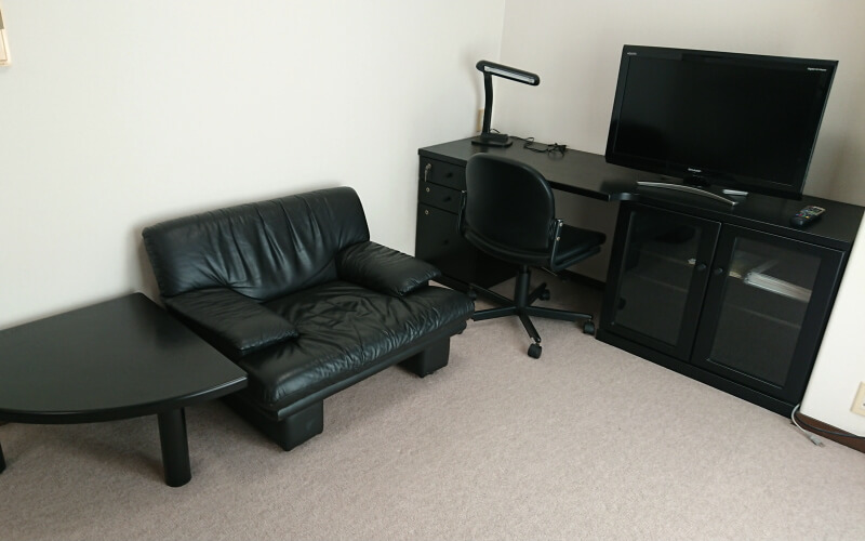 家具付き賃貸マンション